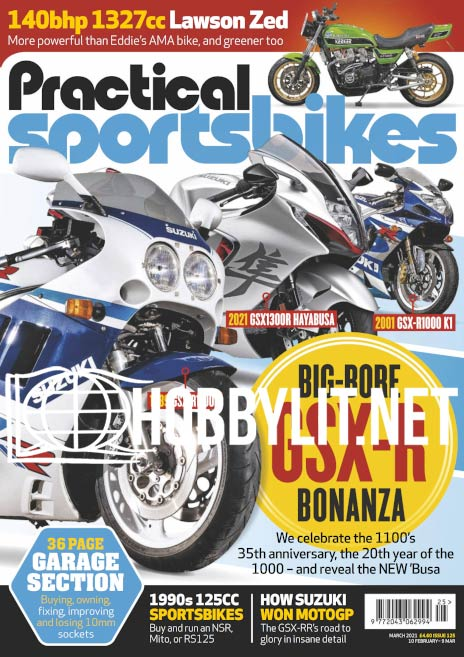 Practical Sportsbikes - March 2021