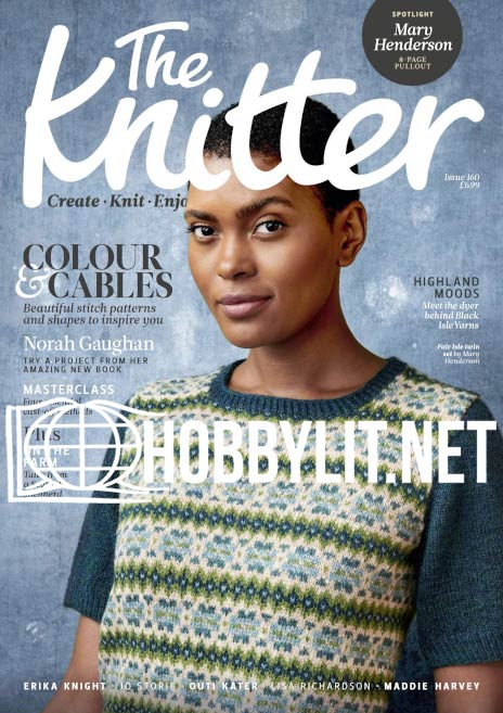 The Knitter Issue 160