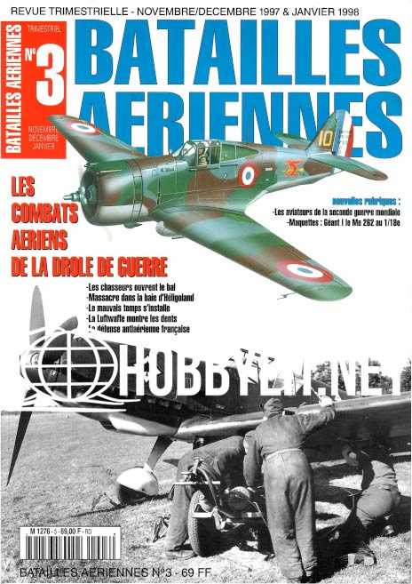 Batailles Aeriennes Issue 03