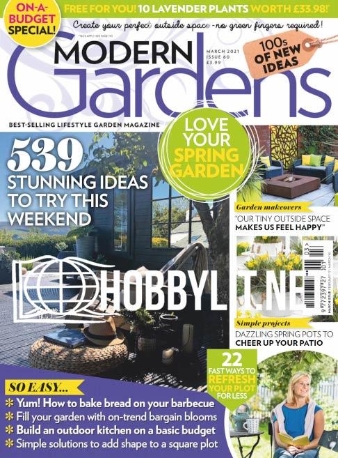 Modern Gardens - March 2021