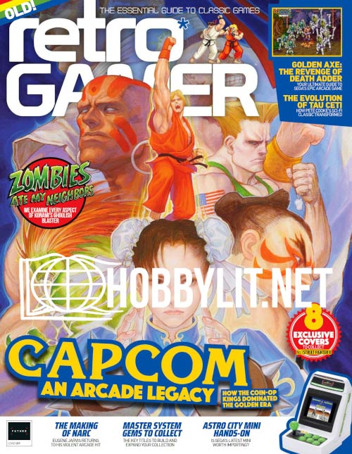 Retro Gamer Issue 217