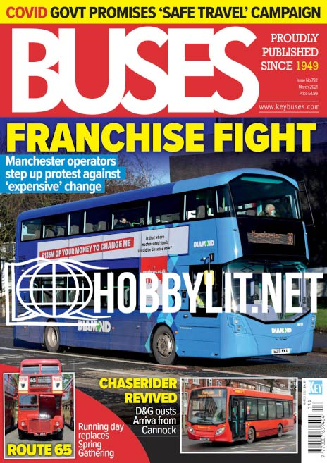 Buses - March 2021