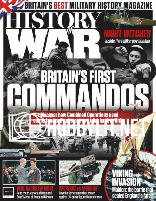 History of War Issue 091