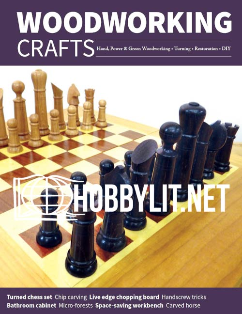 Woodworking Crafts Issue 66