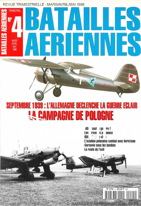 Batailles Aeriennes Issue 4