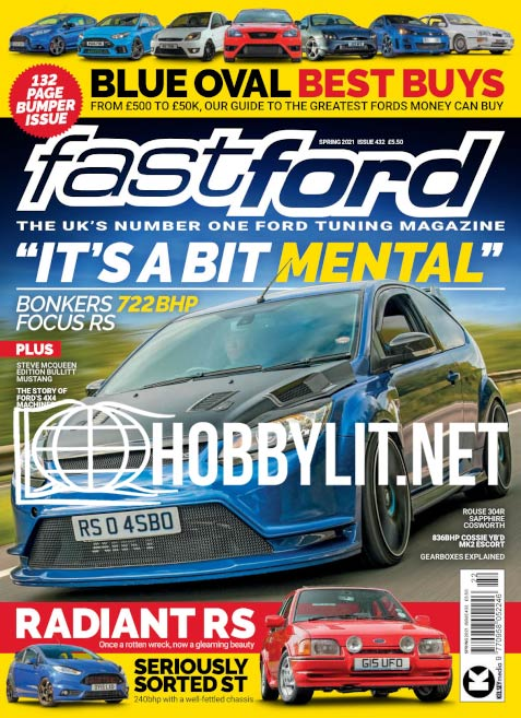 Fast Ford - Spring 2021