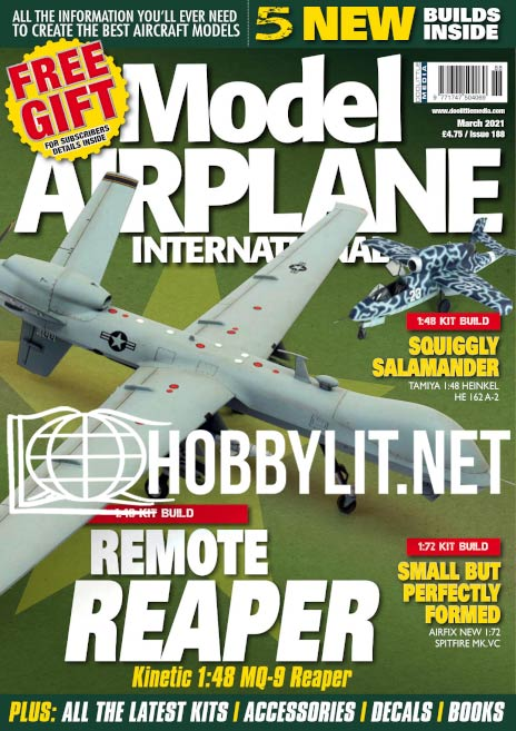 Model Airplane International - March 2021