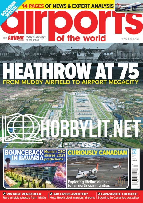 Airports of the World - March/April 2021