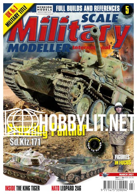 Scale Military Modeller International - March 2021