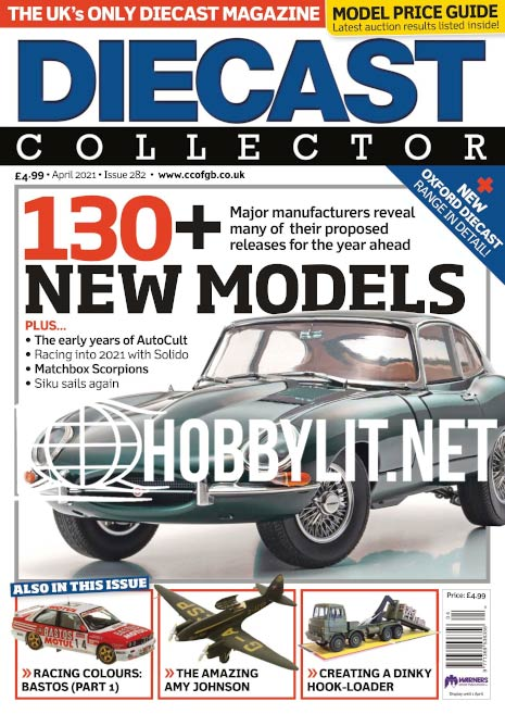Diecast Collector - April 2021