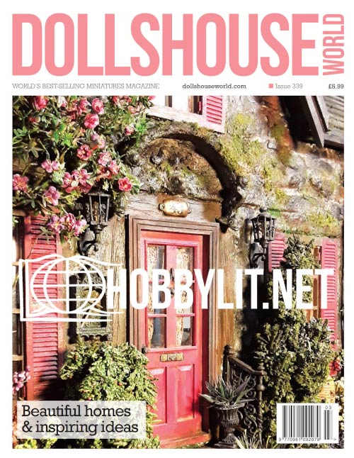 Dolls House World - March-April 2021
