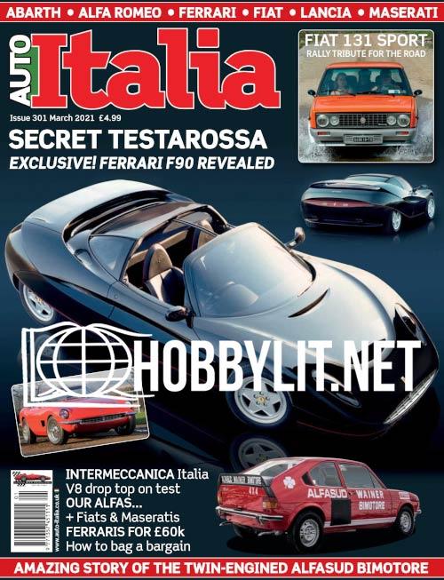 AutoItalia- March 2021