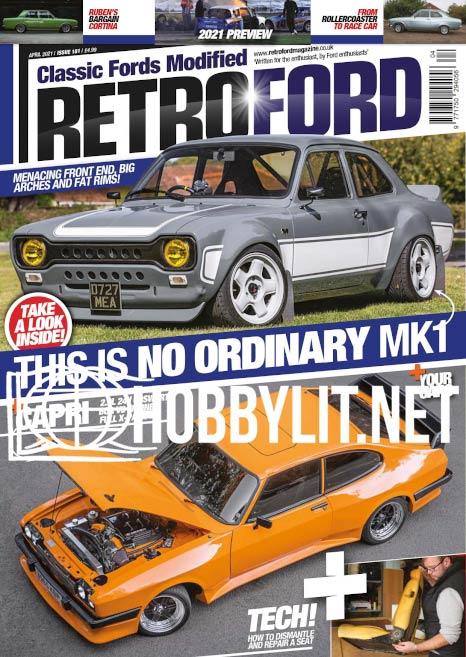 Retro Ford - April 2021