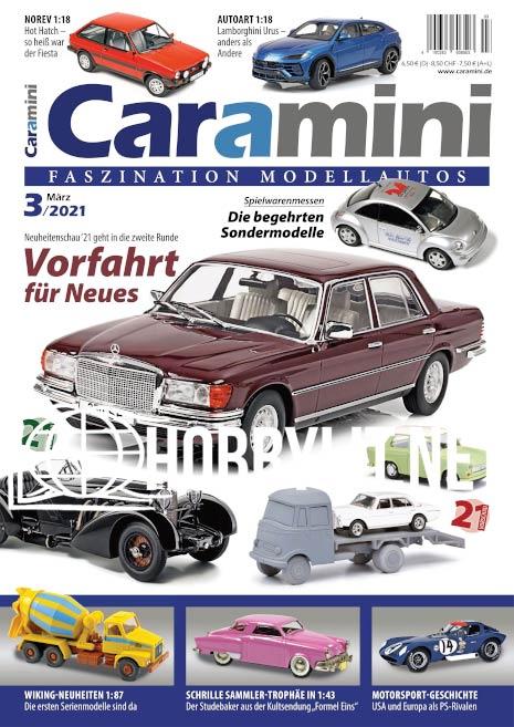 Caramini - März 2021