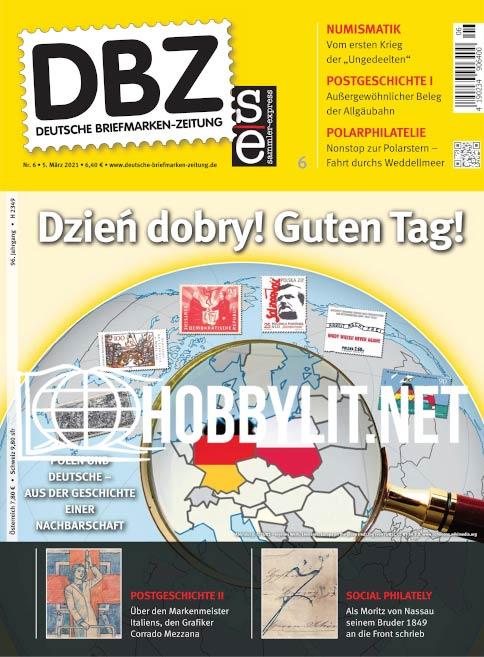Deutsche Briefmarken-Zeitung – 05 März 2021