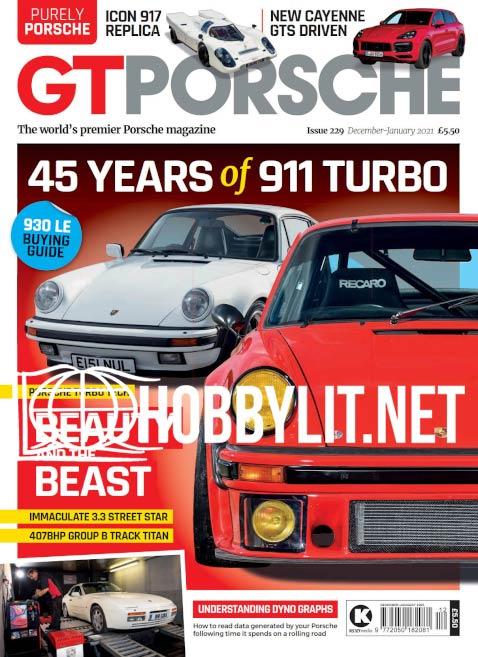 GT Porsche - December/January 2021