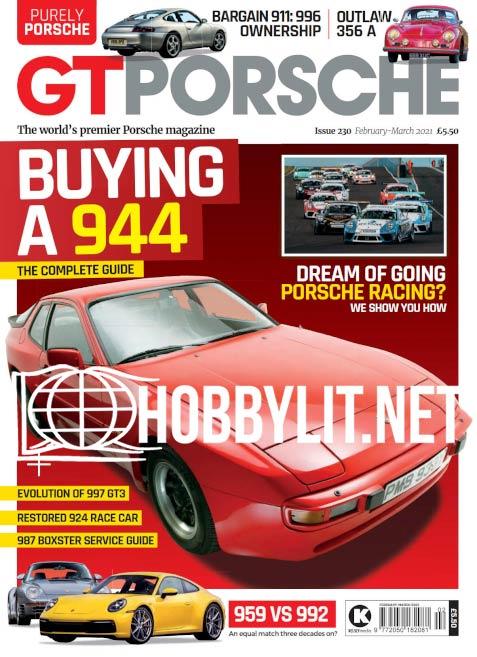 GT Porsche - February/March 2021