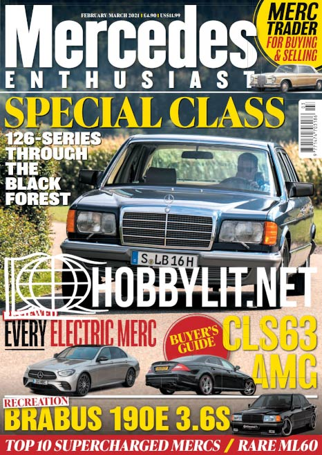 Mercedes Enthusiast - February/March 2021