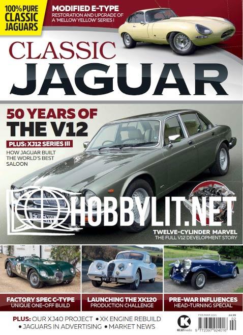 Classic Jaguar - February/March 2021