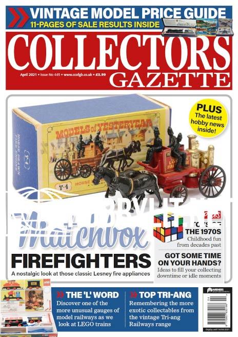 Collectors Gazette - April 2021