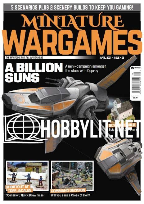 Miniature Wargames - April 2021