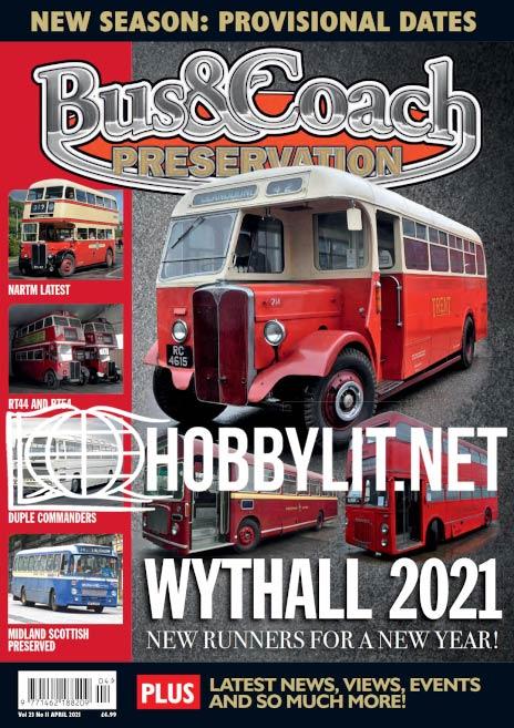 Bus & Coach Preservation - April 2021