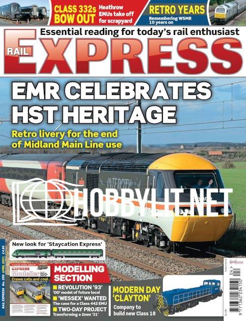 Rail Express - April 2021