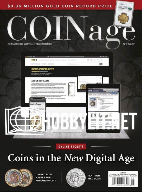 COINage - April/May 2021