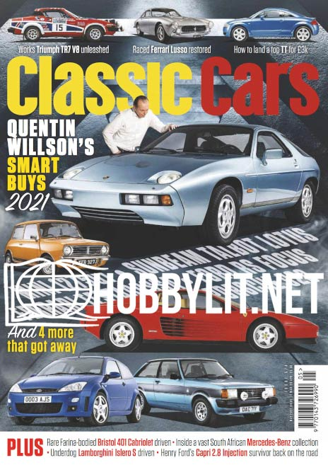 Classic Cars - May 2021