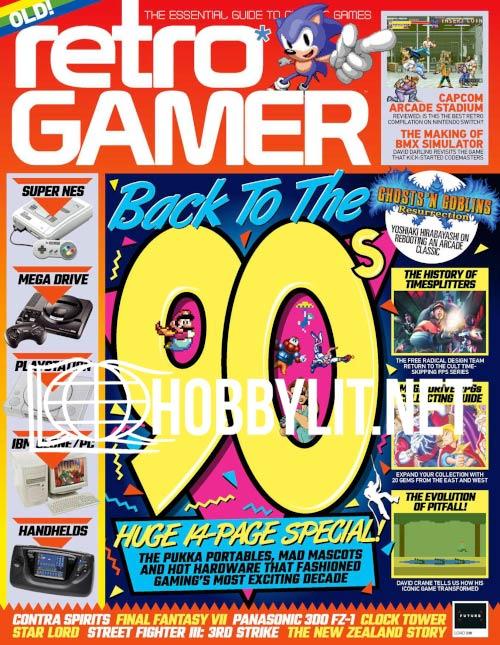Retro Gamer Issue 218