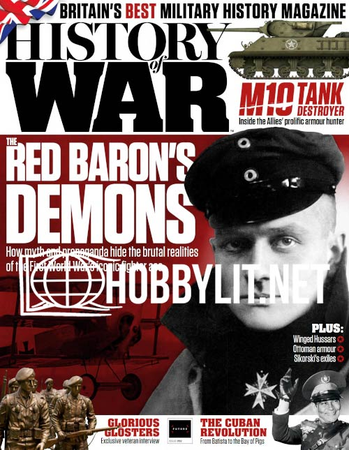 History of War Issue 92
