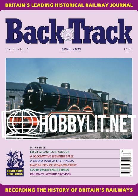 Back Track - April 2021