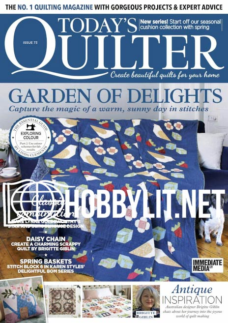 Today's Quilter Issue 73