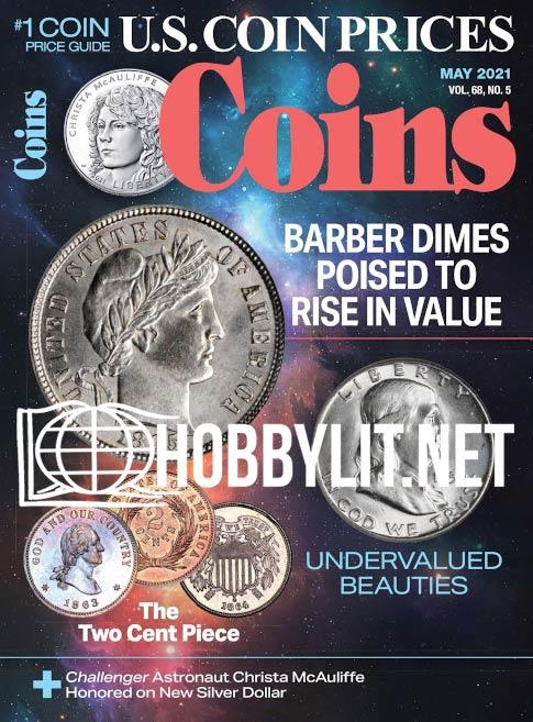 Coins - May 2021