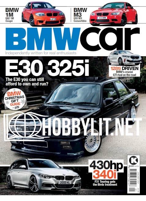 BMW Car - January 2021