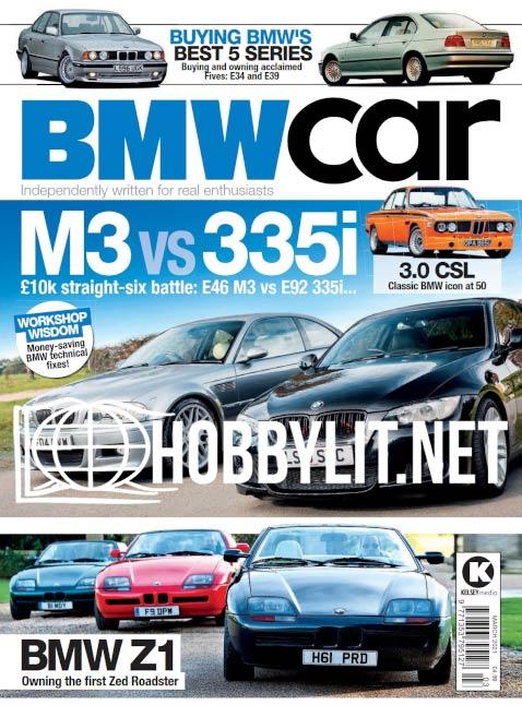 BMW Car - March 2021