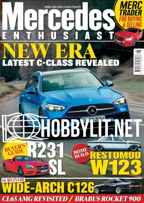 Mercedes Enthusiast - April/May 2021