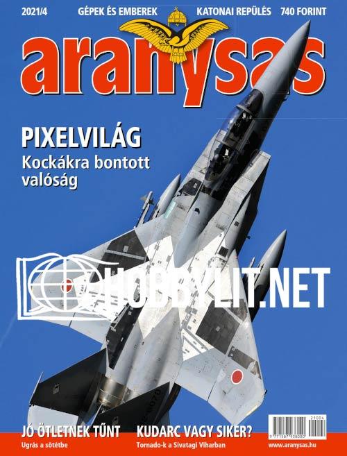 ARANYSAS 2021-04