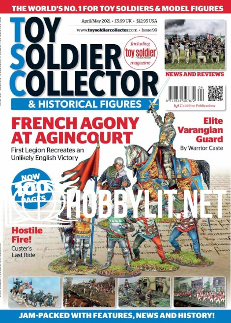Toy Soldier Collector - April/May 2021