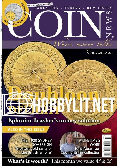 Coin News – April 2021