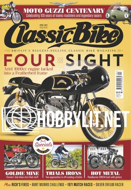 Classic Bike - April 2021