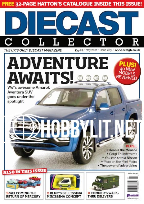 Diecast Collector - May 2021