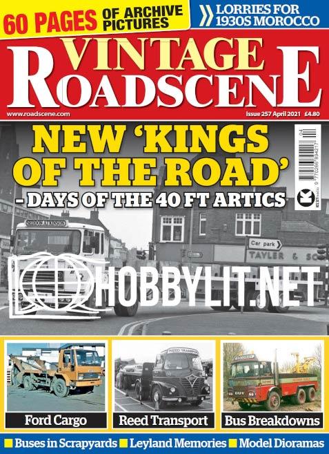 Vintage Roadscene - April 2021