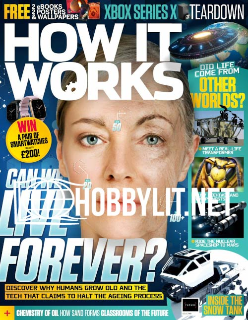 How it Works Issue 149