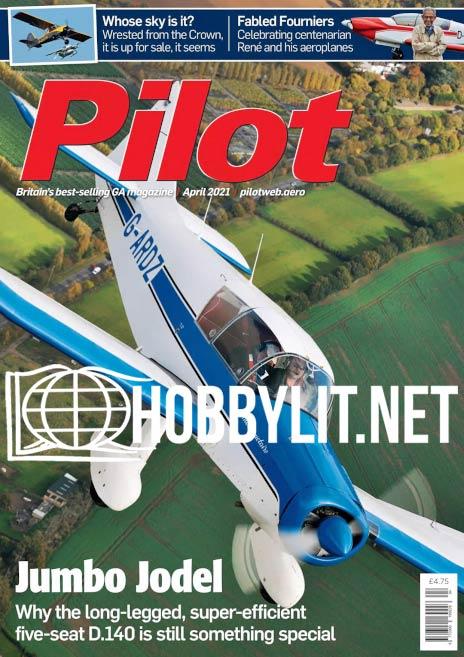 Pilot - April 2021