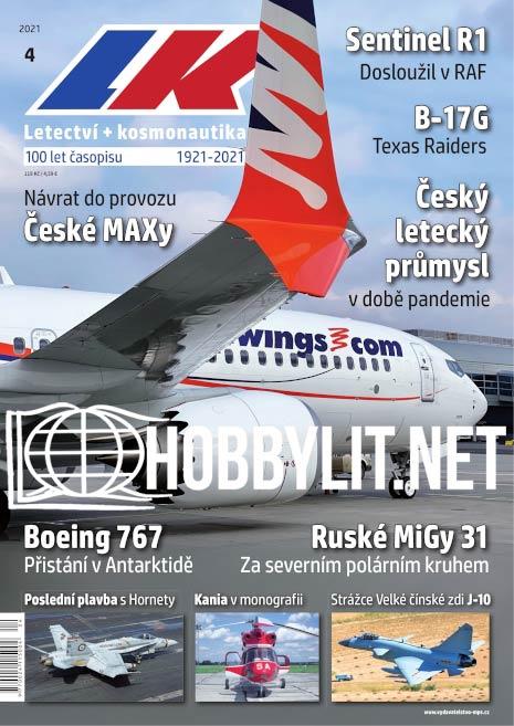 Letectvi+Kosmonautika 2021-04
