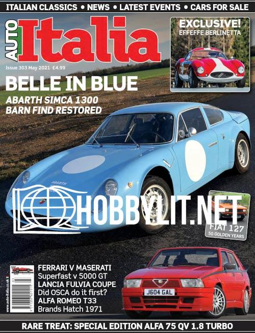 AutoItalia - May 2021