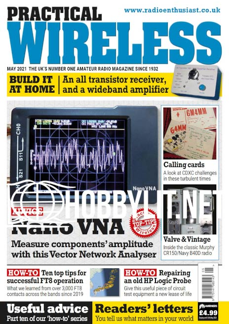 Practical Wireless - May 2021