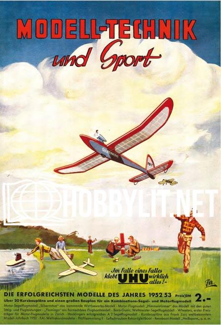 Flugmodell und Technik Issue 2 ,1952/53