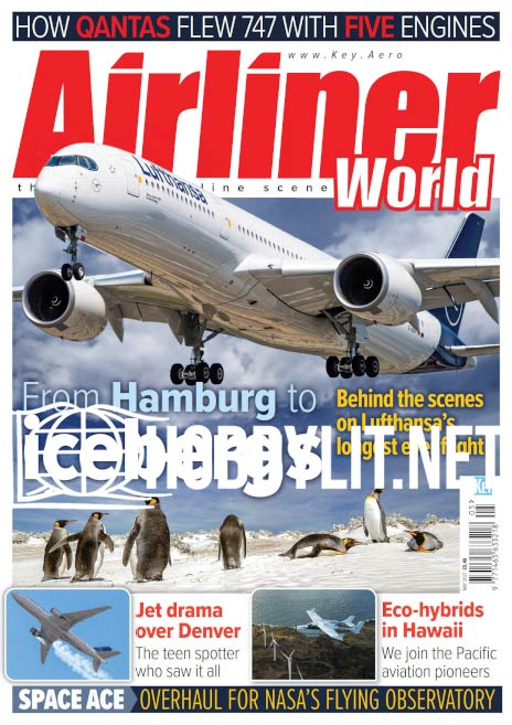 Airliner World - May 2021